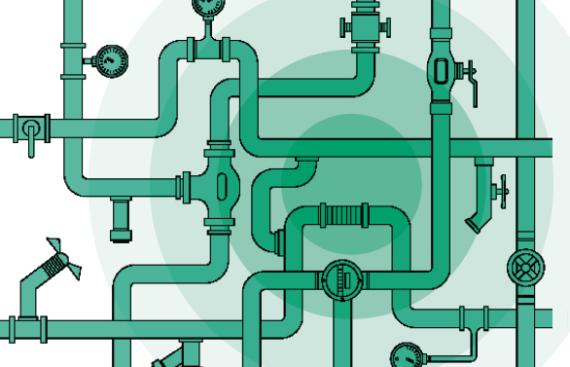Wasserstoff ins Gasnetz: Alle Optionen nutzen