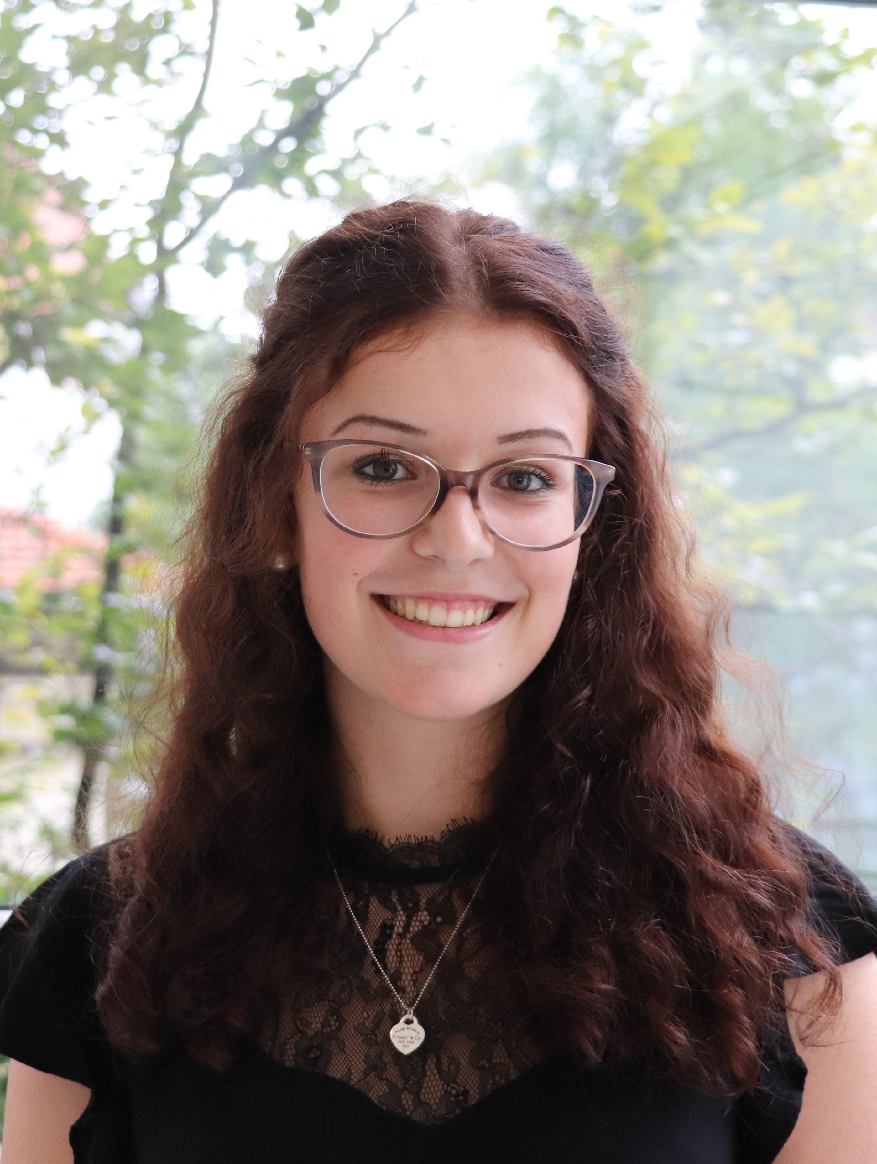 Isabel Sesemann Auszubildende Industriekauffrau mit Dualem Studium