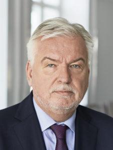 Michael Riechel, Vorstandsvorsitzender der Thüga Aktiengesellschaft