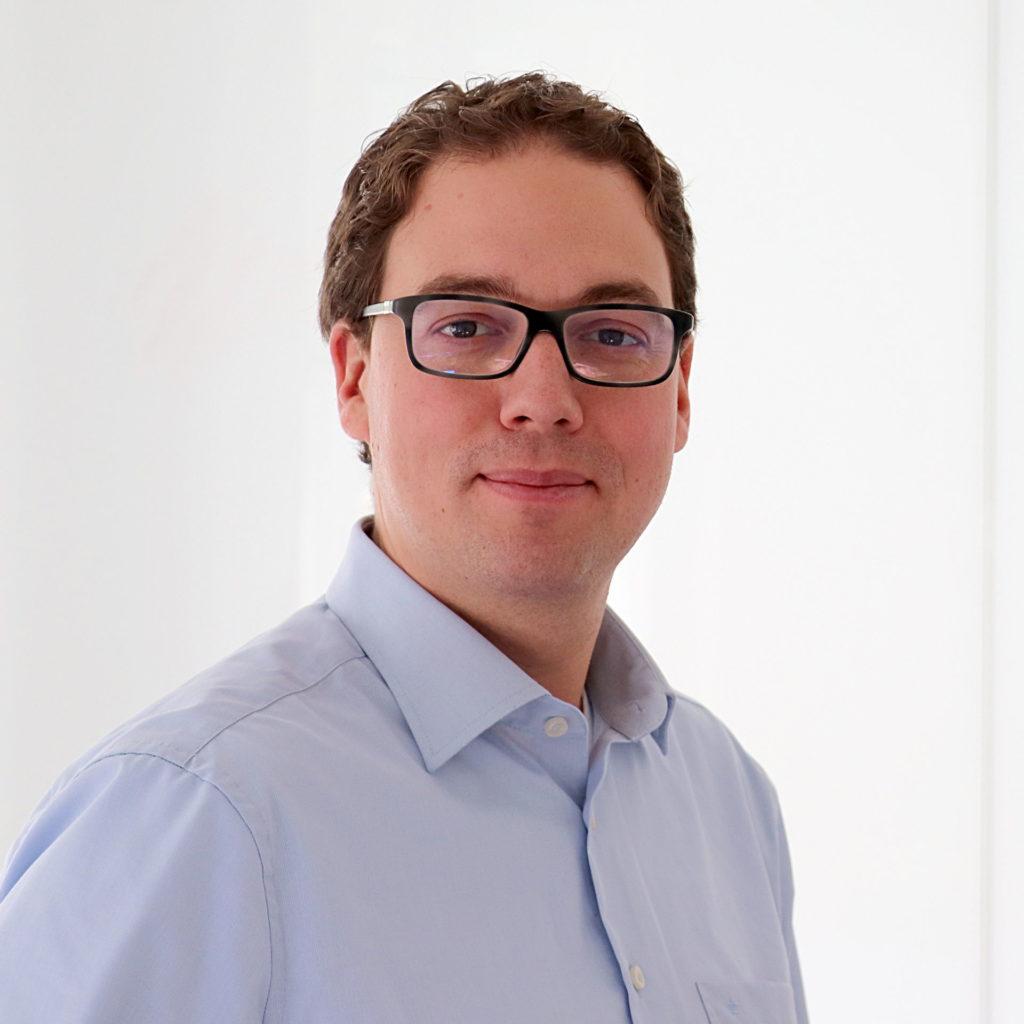 Florian Lieb, Thüga-Kompetenzcenter Innovation