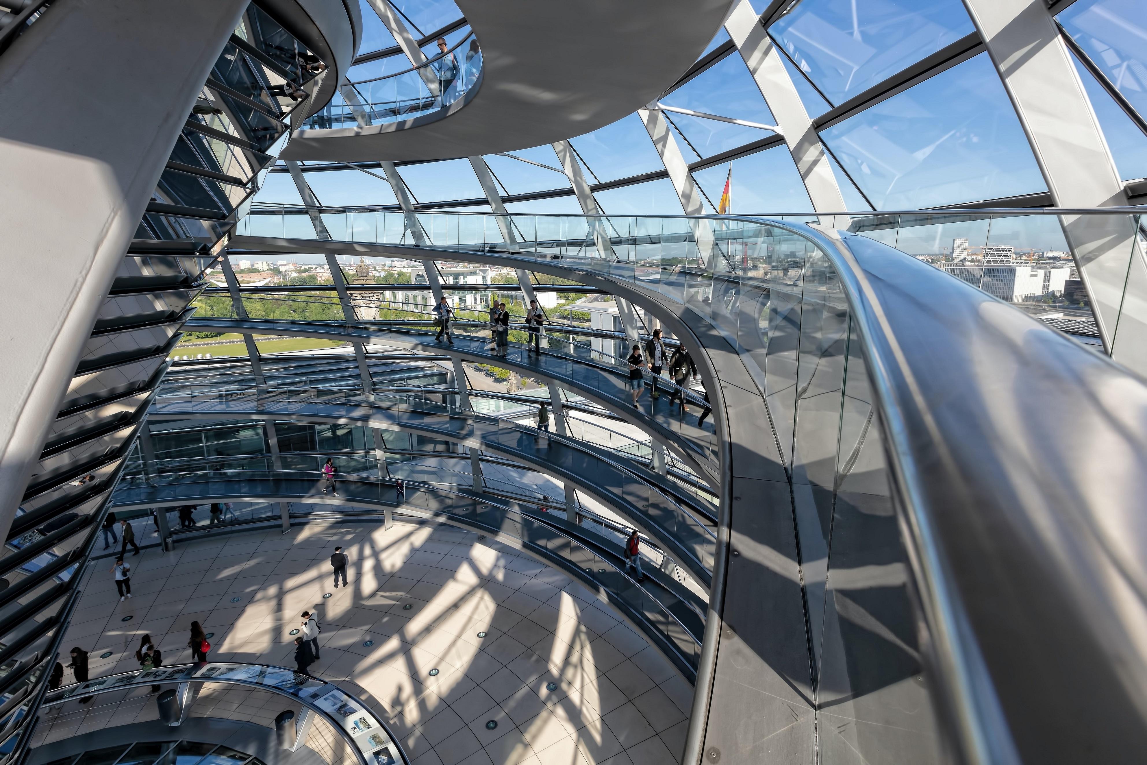 Bundestag Berlin / Bundesregierung