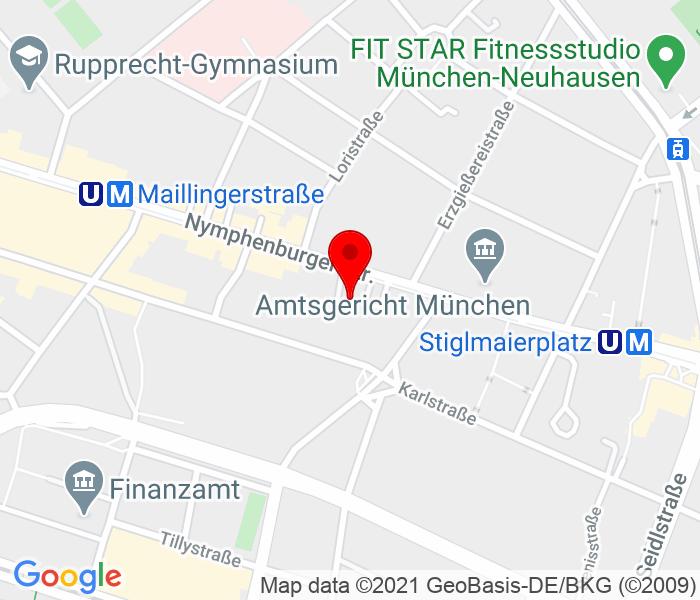 Google Map of 48.1485095,11.5510957
