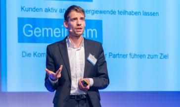 Innovationen durch den E-ccelerator – Drei Fragen an Dr. Thorsten Gliniars