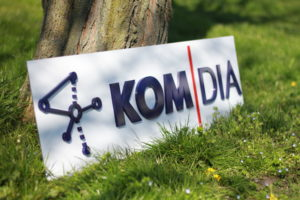 Logo der Digitalisierungsagentur Kom-Dia, Quelle: BS-Energy
