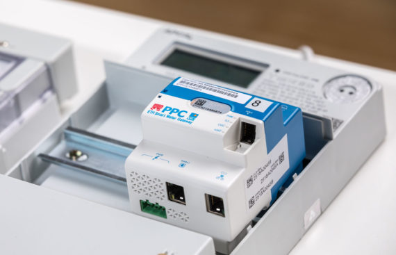 Inbetriebnahme erster 450 MHz Smart Meter Gateways
