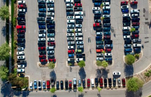 Parkraumüberwachung – smarte Parkplätze bei Thüga Aktiengesellschaft